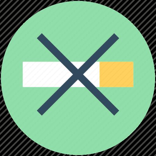 Forbidden, no smoking, no smoking sign, quit smoking, restricted icon - Download on Iconfinder