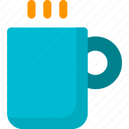beverage, coffee, drink, food, hot, mug, tea icon