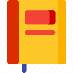 diary, document, documents, notebook, office, page, writing icon