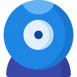 cam, camcorder, communication, device, digital, interaction, webcam icon
