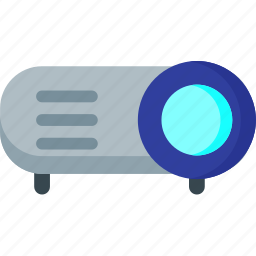 camera, device, multimedia, play, player, projector, video icon