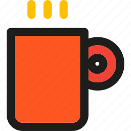 beverage, coffee, drink, hot, mug, tea icon