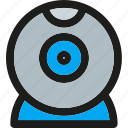 cam, camera, digital, multimedia, record, webcam icon