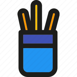equipment, office, pen, pencil, stationary, tool, write icon
