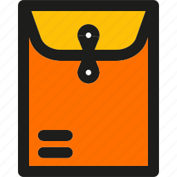 document, documents, office, packet, paper, papers icon