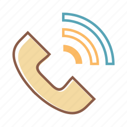 call, craddle, phone, voice call icon