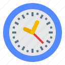 clock, manage, time, tool, watch icon