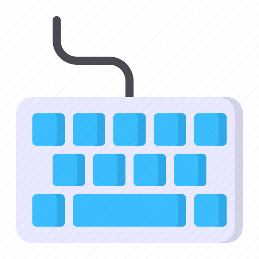 Computer, key, keyboard, technology icon - Download on Iconfinder