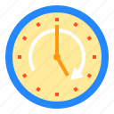 clock, time, tool, watch, work icon