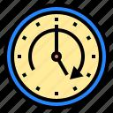 clock, time, tool, watch, work