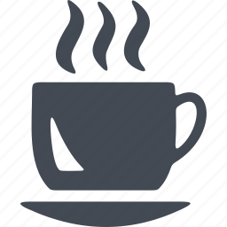 coffee, cup, office, tea icon