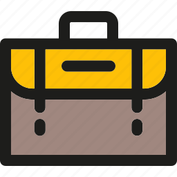 bag, briefcase, business, luggage, office, portfolio, suitcase icon