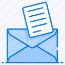 message, envelope, covering, paper envelope, file wrapping icon