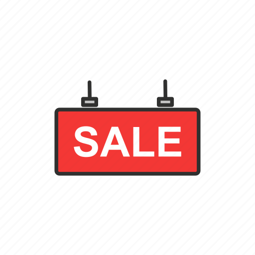 discount, for sale, sale, tag icon