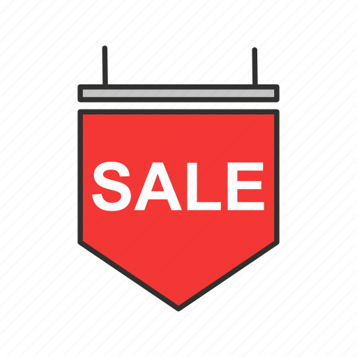 discount, sale, sale banner, tag icon