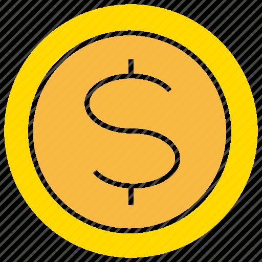 finance, fund, money icon