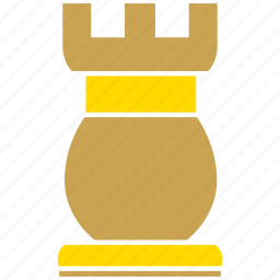business, chess, palace icon