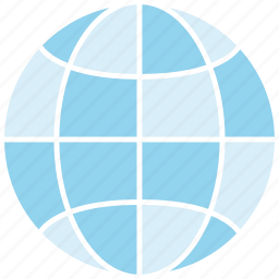 globe, world, www icon