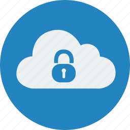 cloud, protection, safety, secure, security, storage icon
