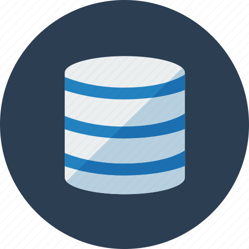 data, database, document, office, server, storage icon