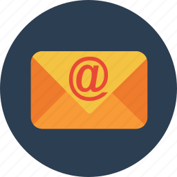 communication, email, envelope, letter, mail, message, office icon