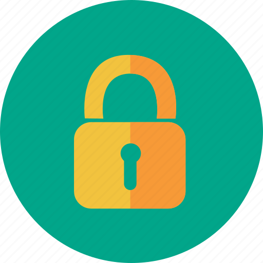 locked, privacy, protect, protection, safe, security, shield icon