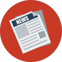 headlines, latest news, news, office, paper, print icon