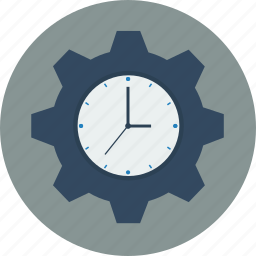 clock, management, office, schedule, time, watch, work icon