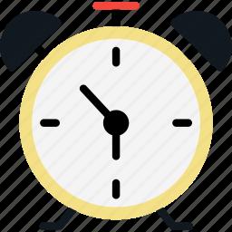 alarm, alert, clock, date, time, timepiece icon