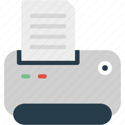 business, office, print, printer, printing icon