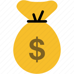 bag, cash, currency, dollar, financial, money, payment icon