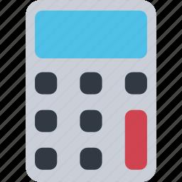 calculate, calculation, calculator, device, math, mathematics icon