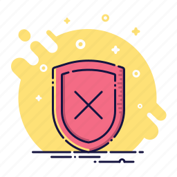 firewall, guarantee, protection, safe, security, shield, warranty icon