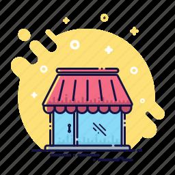 cafe, ecommerce, market, retail, sale, shop, store icon