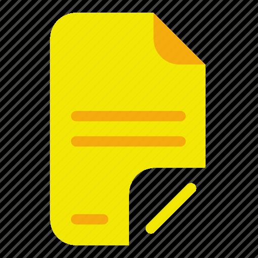 confidence, sign, signature, writing icon