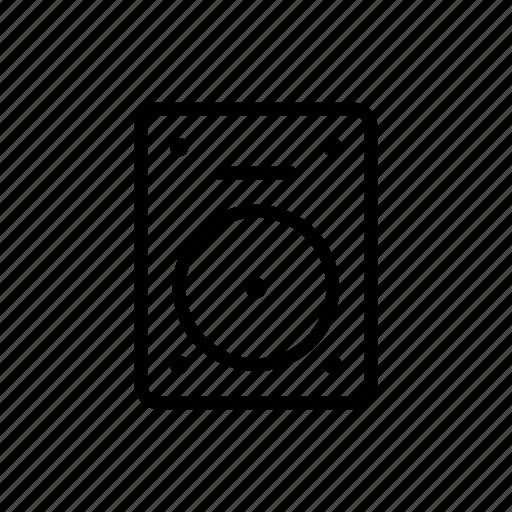 data, drive, hard, office, storage icon