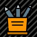 office, pen, pencil, school, stationery