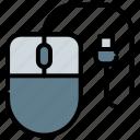click, computer, cursor, mouse, scroll, usb