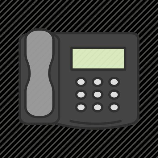 fax, fax machine, telefax, telephone icon