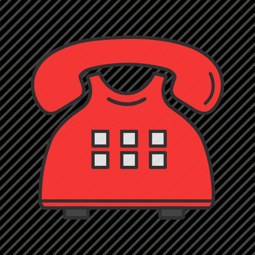call, phone, phone call, telephone icon