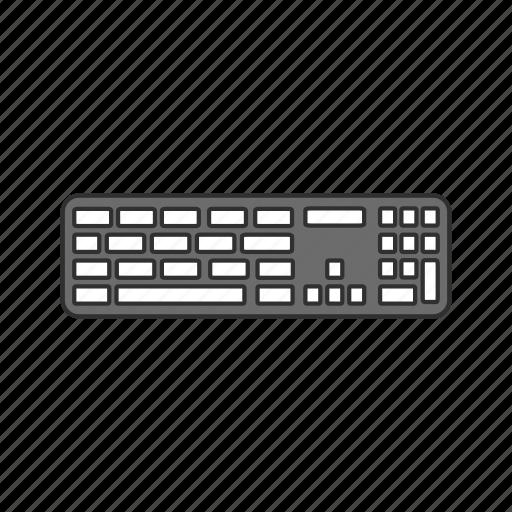 computer, keyboard, keypad, pc icon