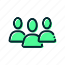 avatar, group, man, subscribe, user, users icon