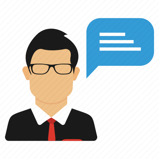 business, chat, emplyee, office icon
