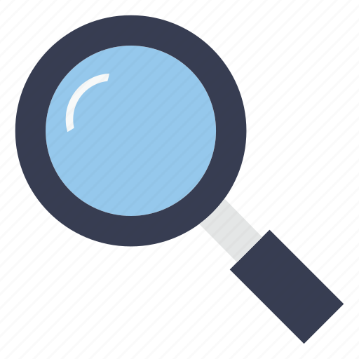 Glass, magnifying, find, magnifier icon - Download on Iconfinder