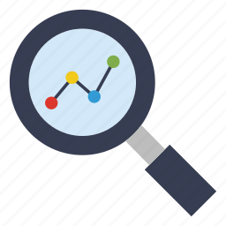 business, office, search icon