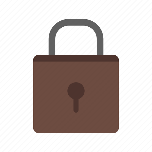 key, lock, padlock, privacy, protect, secure, security icon