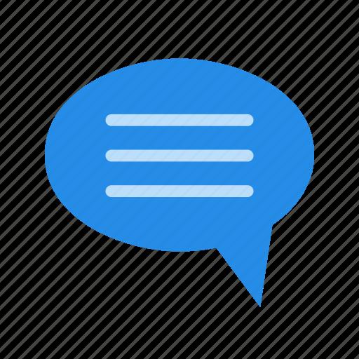 bubble, bubbles, chat, message, speech, talk icon