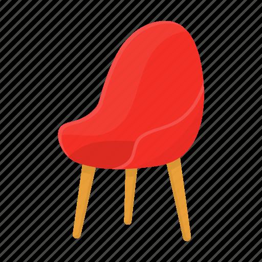 chair, design, equipment, furniture, interior, office, retro icon