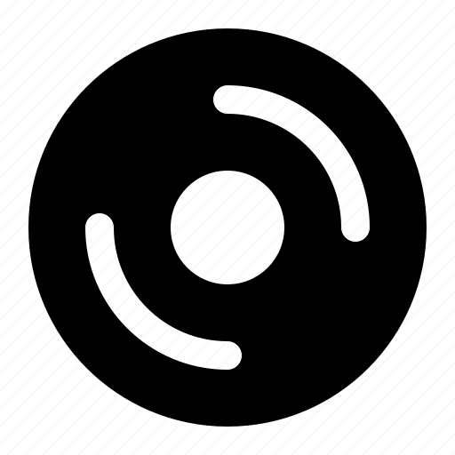 Burn, cd, disc, disk, dvd icon - Download on Iconfinder