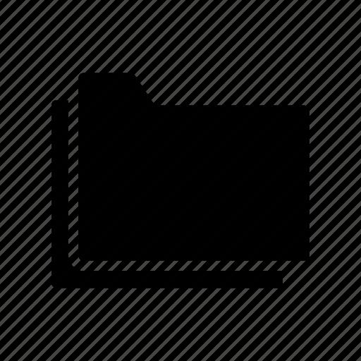 archive, document, files, folder, storage icon